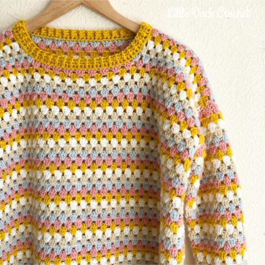 Little Duck Crochet (1)